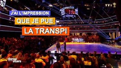 """Les OFF de DALS : Christophe Licata : """"je pue la transpi"""""""