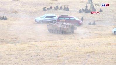 Offensive turque en Syrie : les combats se poursuivent