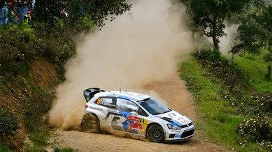 WRC - Rallye du Portugal - ES11: Sébastien Ogier, Mister scratches