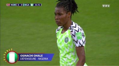 Norvège - Nigeria (3-0) : Voir le but d'Ohale contre son camp en en vidéo