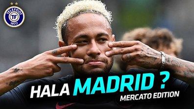 La Quotidienne Mercato du 08/08: Hala Madrid pour Neymar ?