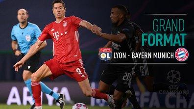 Lyon - Bayern : Voir le résumé du match en vidéo