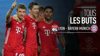 Lyon - Bayern (0 - 3) : Voir tous les buts du match en vidéo