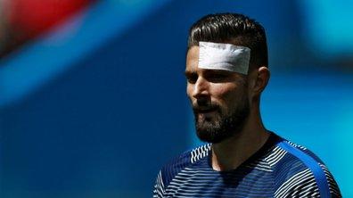 """L'important, c'est les six points : Olivier Giroud est """"décousu"""""""