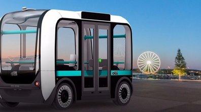Local Motors présente Olli, un bus électrique et autonome