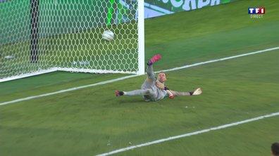 Espagne - Suède (0 - 0) : Voir l'énorme parade d'Olsen face à Olmo en vidéo