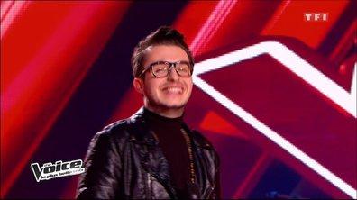 """The Voice : Les 4 coachs craquent pour Olympe et son """"Born to Die"""""""