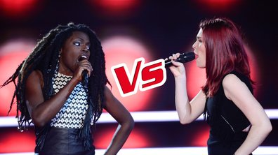 Oma Jali VS Jessie Lee, battle explosive sur « Walk this Way » (Aerosmith & Run DMC) (Saison 05)