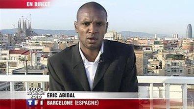Ce qu'Abidal a dit au 20 heures de TF1