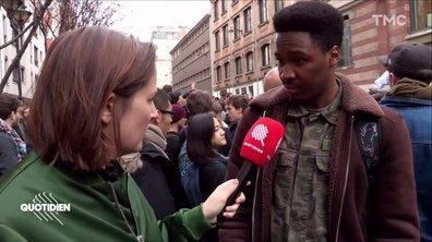 """""""Comment on va pouvoir venir, nous les pauvres ?"""" : les étudiants s'indignent contre les frais de scolarité pour les étrangers"""