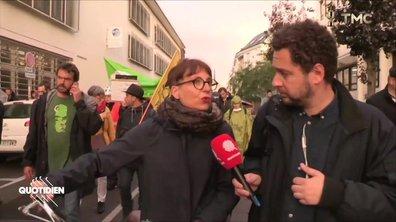 """""""On veut la vérité !"""" à Rouen, la colère gronde"""