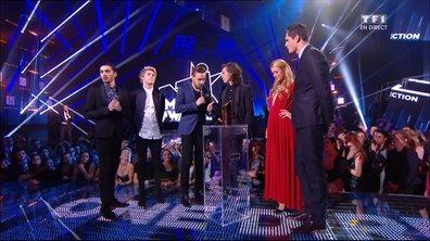 """Les One Direction, encore """"Groupe International de l'année"""" aux NRJ Music Awards 2014 !"""