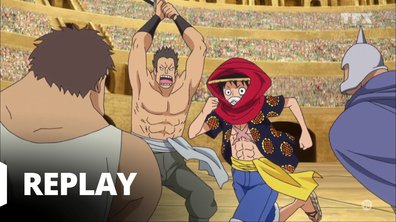 One piece - Le pirate légendaire. Don Chinjao !