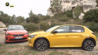 Opel Corsa / Peugeot 208 : L'élève peut-il dépasser le maître ?