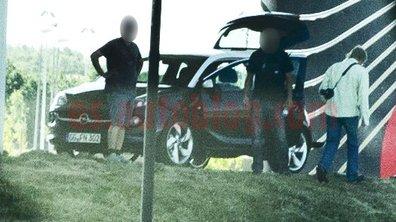 Future Opel Adam : premières photos scoop