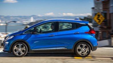 Opel annonce 520 km d'autonomie pour l'Ampera-e