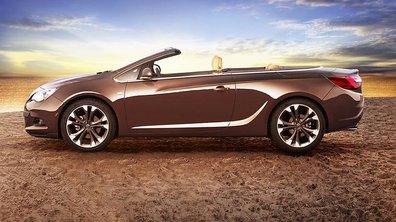 L'Opel Cascada dévoilé en photo... pas au Mondial de l'Auto