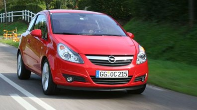Les Opel Corsa et Opel Meriva adoptent le GPL