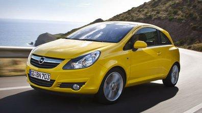 Révision pour l'Opel Corsa