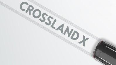 Opel Crossland X 2017 : Le monospace Meriva remplacé par un futur crossover