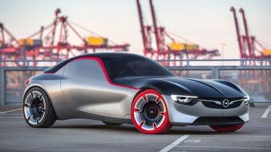 Opel GT Concept : un mini-coupé sportif pour le Salon de Genève 2016