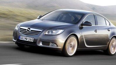 Opel Insignia : lumineuse allemande