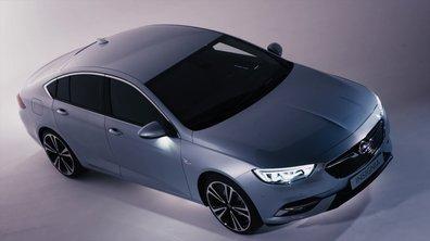 Opel Insignia Grand Sport 2017 : présentation officielle