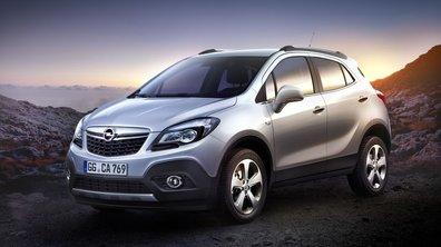 Opel Mokka 2012 : le mini-SUV arrive !