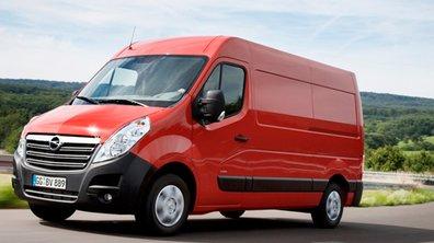 Le nouvel Opel Movano relance la gamme pour 2010