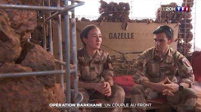 Opération Barkhane : un couple de militaires en mission au Mali