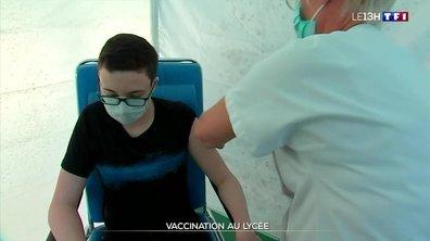 Opération vaccination au lycée des Vosges