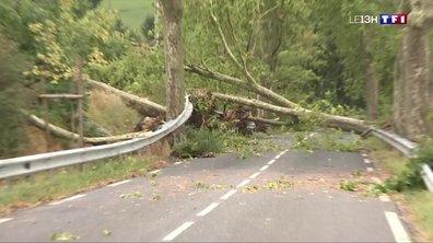 Orages : des dégâts impressionnants en Haute-Garonne