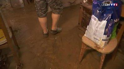 Orages et inondations : nouvelle nuit blanche pour les habitants de Thieux en Seine-et-Marne