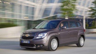 Chevrolet Orlando : la bonne surprise ?