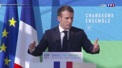 Où en est la promesse d'Emmanuel Macron de baisser les taxes sur le carburant ?