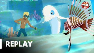 Oum le dauphin blanc - La musique de l'eau