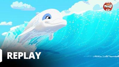 Oum le dauphin blanc - Le défi de Jack