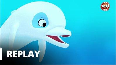 Oum le dauphin blanc - Les jeux polynésiens