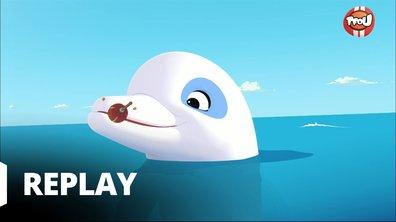 Oum le dauphin blanc - Trois hommes et un dauphin