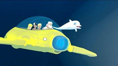 Oum Le Dauphin Blanc - Les nouveautés de la saison 2 - Nos inventions pour observer la nature
