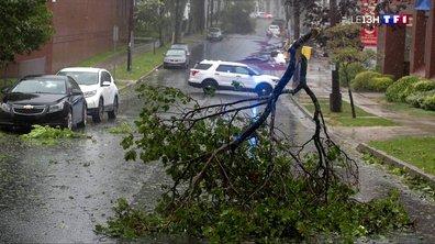 Ouragan : Dorian a atteint le Canada