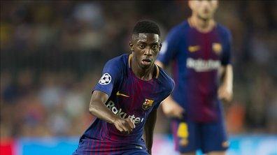 FC Barcelone : Ousmane Dembélé monte en puissance