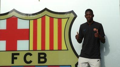 Liga : le FC Barcelone prêt pour le jour de Dembélé