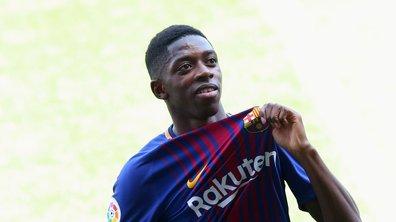 Liga / FC Barcelone - Ousmane Dembélé reprend l'entraînement collectif avec le Barça (VIDEO)