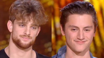 "THE VOICE 2020 - Owlite VS Tristan chantent ""Les mots bleus"" de Christophe"