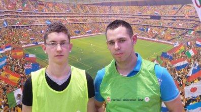 Football Celebration Tour : Le sacre d'un Nantais à Rennes
