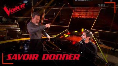 """L'Audition Finale - Florent Pagny : """" leur donner confiance """""""