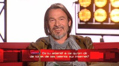 The Voice : Florent Pagny répond sans tabou aux questions des internautes (VIDEO)