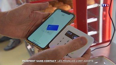 Paiement sans contact : les Français l'ont adopté