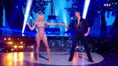 Revivez la première prestation de Pamela Anderson et Maxime Dereymez !